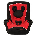 Disny APT Convertible Car Seat, Mouseketeer Mickey pattern.