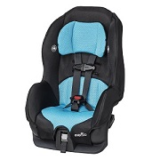 Evenflo Convertible Car Seat for Travel, Neptune