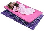 Regalo My Cot Portable child size folding sleeping cot.