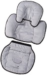 Summer Infant 2-in-1 Snuzzler PiddlePad Infant Support for car seats and strollers.